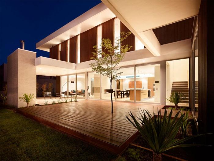 家装建材_建筑欣赏:加州现代主义风格别墅设计(组图)(4) -- 中国建筑 ...