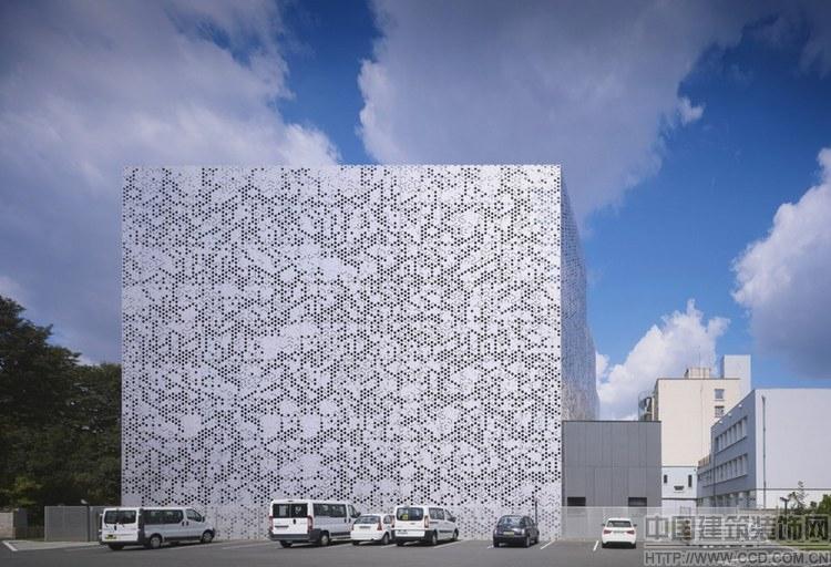 建筑设计:档案馆(组图)