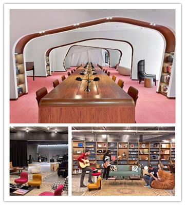 Dropbox旧金山新办公室设计