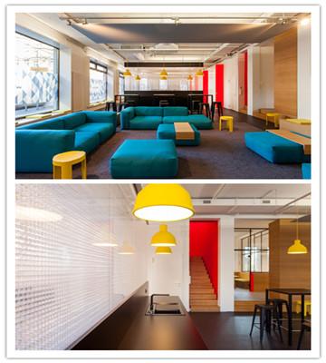 柏林Smart Digital办公室空间设计(组图)