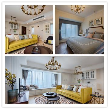基辅现代完美的精致公寓空间