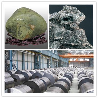 明年1月1日起取消钢材、绿泥石等产品的出口关税