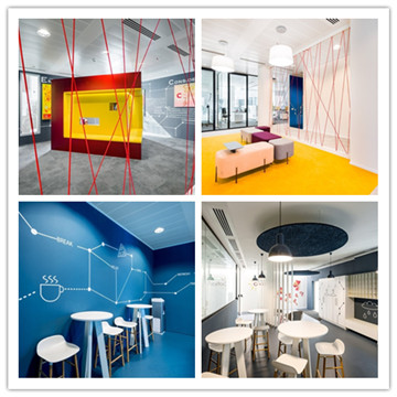 Cofidis办公室空间设计