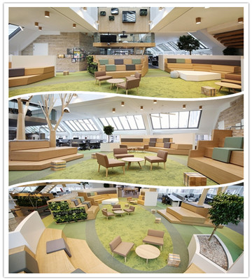LinkedIn慕尼黑办公室设计