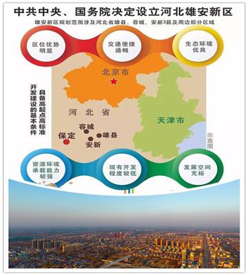 雄县村民:和上北京户口一样了