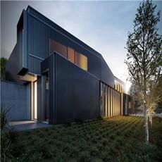華麗的建筑效果圖和概念設計