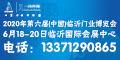 2020 第六届中国(临沂)门业博览会