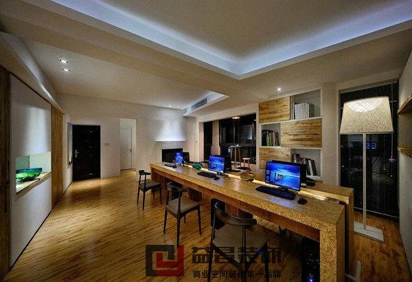 南昌小型办公室装修设计