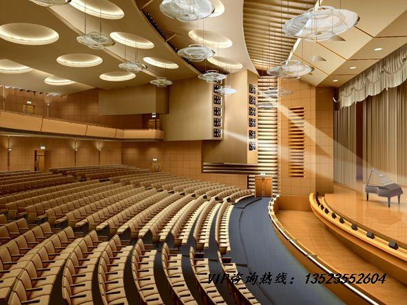 郑州大型多功能厅效果图图片