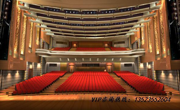 郑州大型多功能厅效果图,图片
