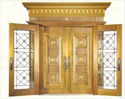 上海铜门设计|铜门维修|铜制工艺品