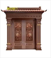 铜门制造|商业铜门|家装铜门