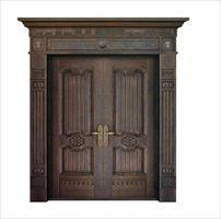 别墅铜门|农业铜门|旋转铜门|