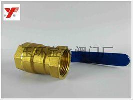 上海宝水 E230螺纹铜球阀 可OEM生产