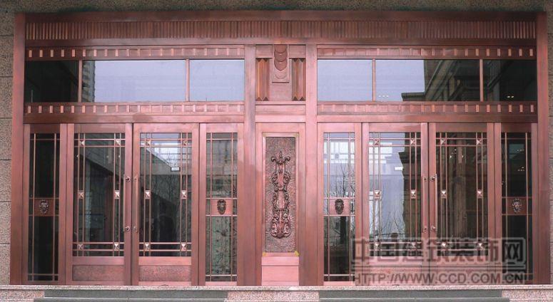 铜门企业|铜门厂家|上海铜门|