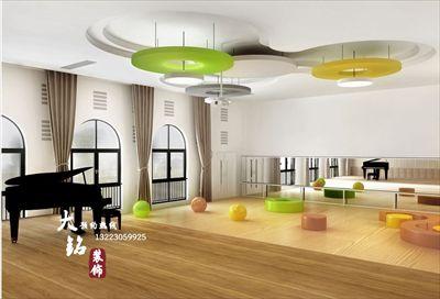 郑州幼儿园设计,木子国际幼儿园设计装修公