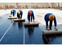 供应平度佩恩牌铝膜自粘防水材料,厂家提供