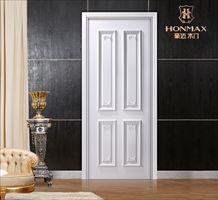 豪迈S2018现代欧式家居室内门雅致卧室门