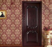 豪迈木门S4009现代品质家居生活室内实木门