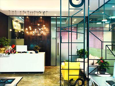 【D&M案例】 四和房产办公室 SIHE HOUSE PROPERTY