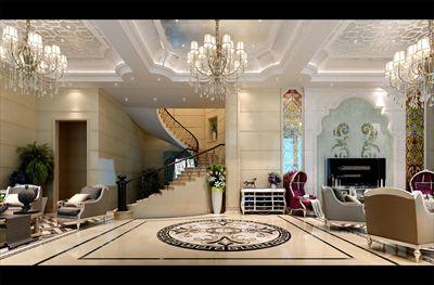 住宅公寓----新古典