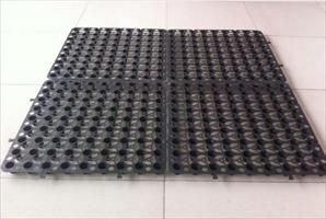 15mm地下车库保护板&排水板防潮性能强