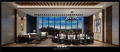 凤竹园主题酒店整体规划设计效果