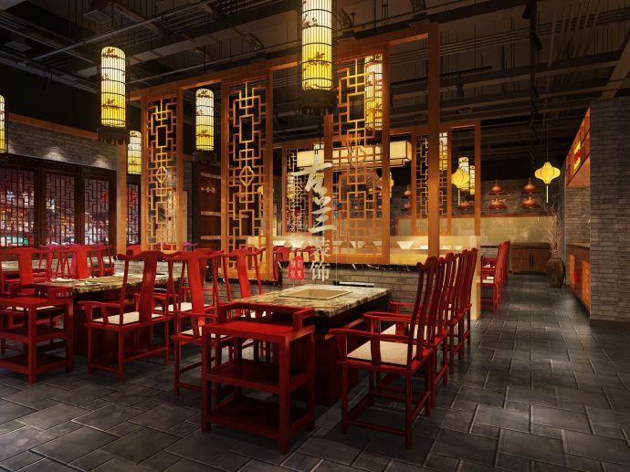 成都火锅店设计不可或缺的要点