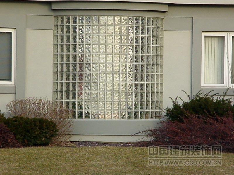 玻璃砖幕墙