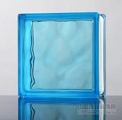 空心玻璃砖彩砖