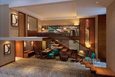 高新主题酒店placeyuorbetway装修—蜀语印象酒店