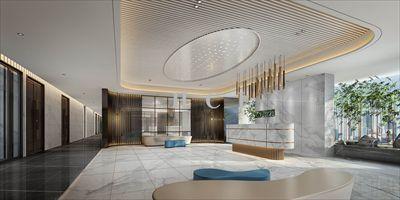 HCL林志豪设计|汇隆智造空间总部办公室