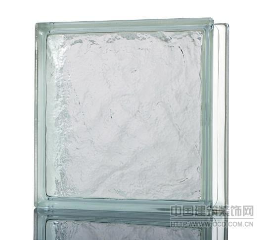 空心玻璃砖白色