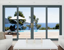 想做铝合金推拉门品牌 拓邦门窗制造专家
