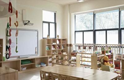 西安起跑线幼儿园装修设计图