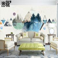 时尚现代壁画