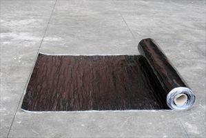滨州佩恩牌金属屋面自粘防水卷材施工