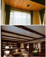 吊顶材料 生态木浮雕板