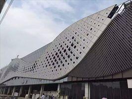 广东氟碳铝单板老字号专业订做厂家