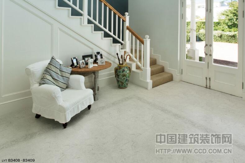 日本进口丽彩PVC地板