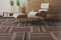 园区办公室地毯铺装