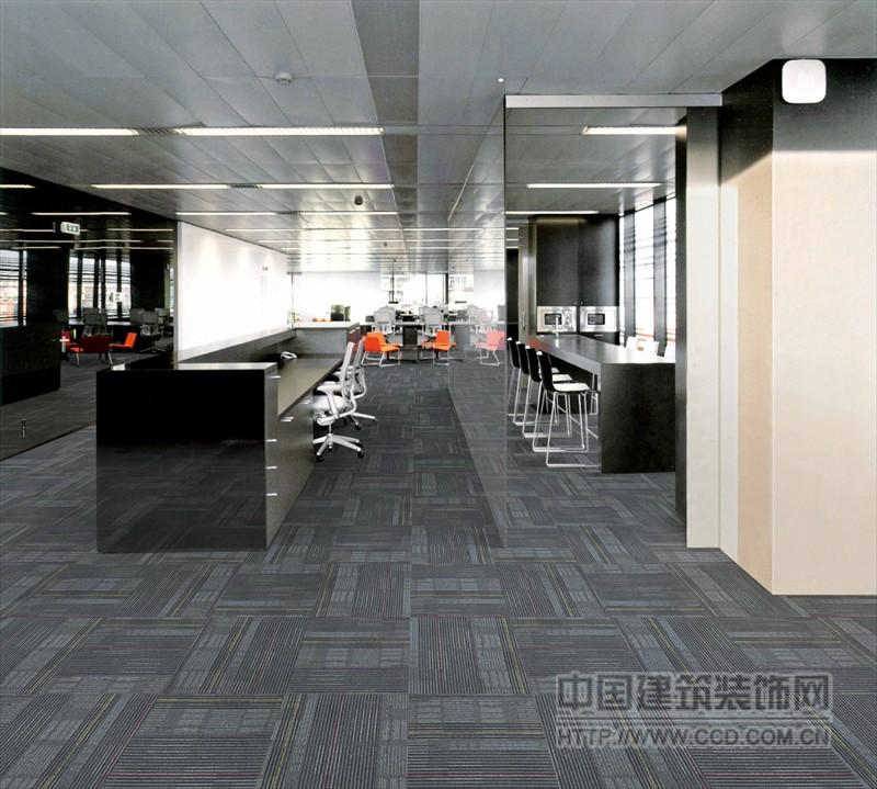 现代时尚办公地毯 商业地毯批发