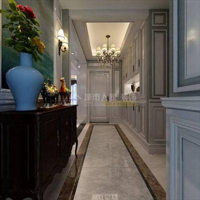 咸阳装修 装修风格:法式浪漫风格 装修面积:150㎡ 案例解析:法式风格图片
