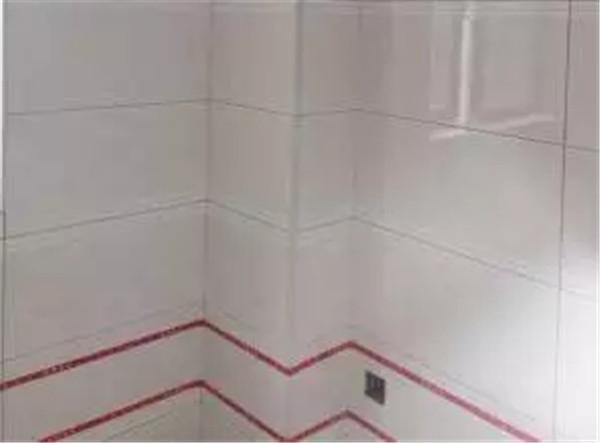 1、熟悉设计瓷砖铺贴图,根据设计要求结合施工现场做出铺贴规划