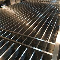 厂家定制不锈钢屏风隔断304玫瑰金隔断金属屏风