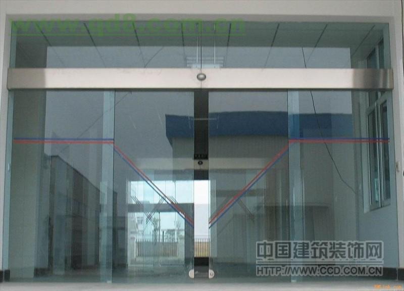 房山区青龙湖维修玻璃门维修自动门