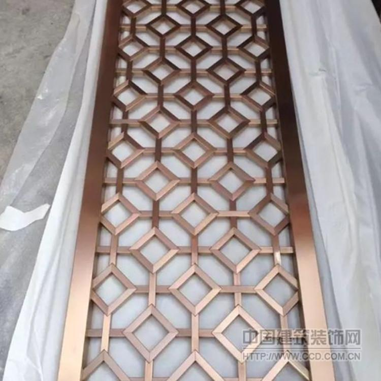 厂家定制不锈钢屏风 金属屏风 不锈钢金属屏风价格