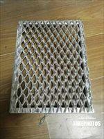 金属铝网格板隔断 外墙拉伸网 广东铝拉网板吊顶厂家