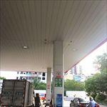 衡阳加油站吊顶条形铝板天花