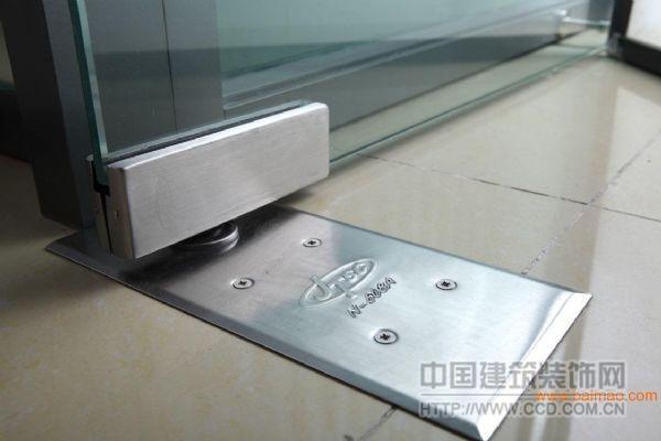 蒲洼维修玻璃门更换玻璃门地弹簧